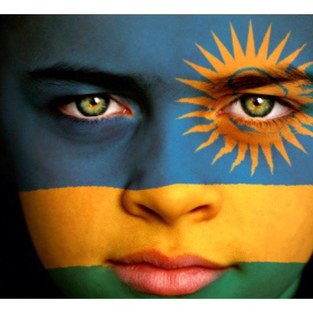 the flag of rwanda