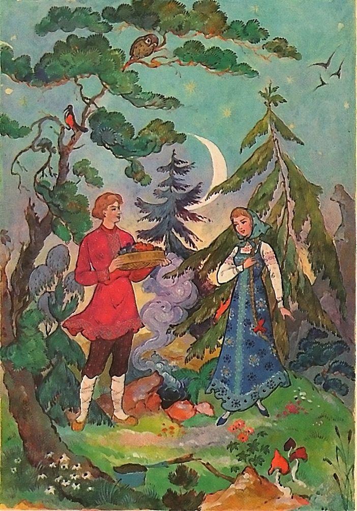 Для, открытки русские писатели в иллюстрациях художников палеха