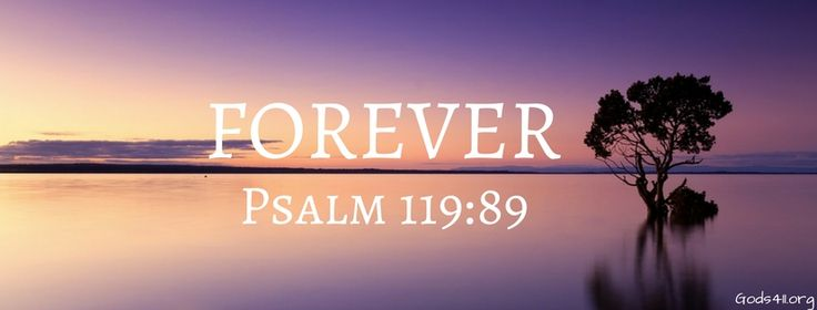 Forever | Christian Facebook Cover