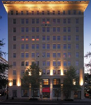 Glenn Hotel Atlanta; great place to stay in the middle of the city