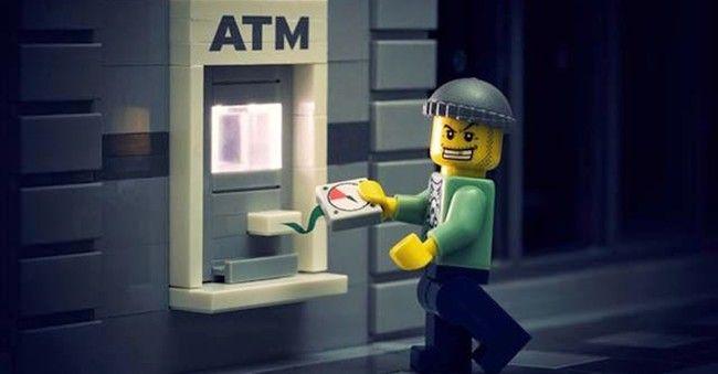 'Jackpotting' el hack que permite vaciar cajeros automáticos a una velocidad de 40 billetes cada 23 segundos