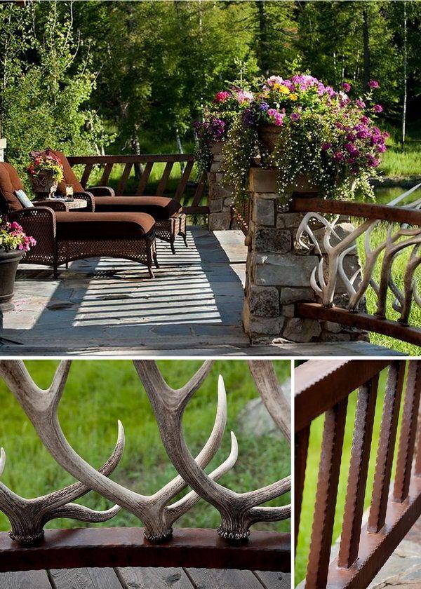 Best 10 Metal Deck Railing Ideas On Pinterest Deck