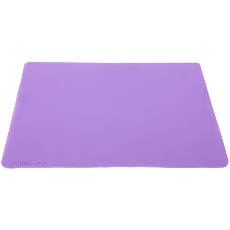 Bakerpan Silicone Baking Mat, Plain Mat 10 1/2 Inches by 14 1/2 Inches, Purple ** Find out more details @ - Baking Accessories