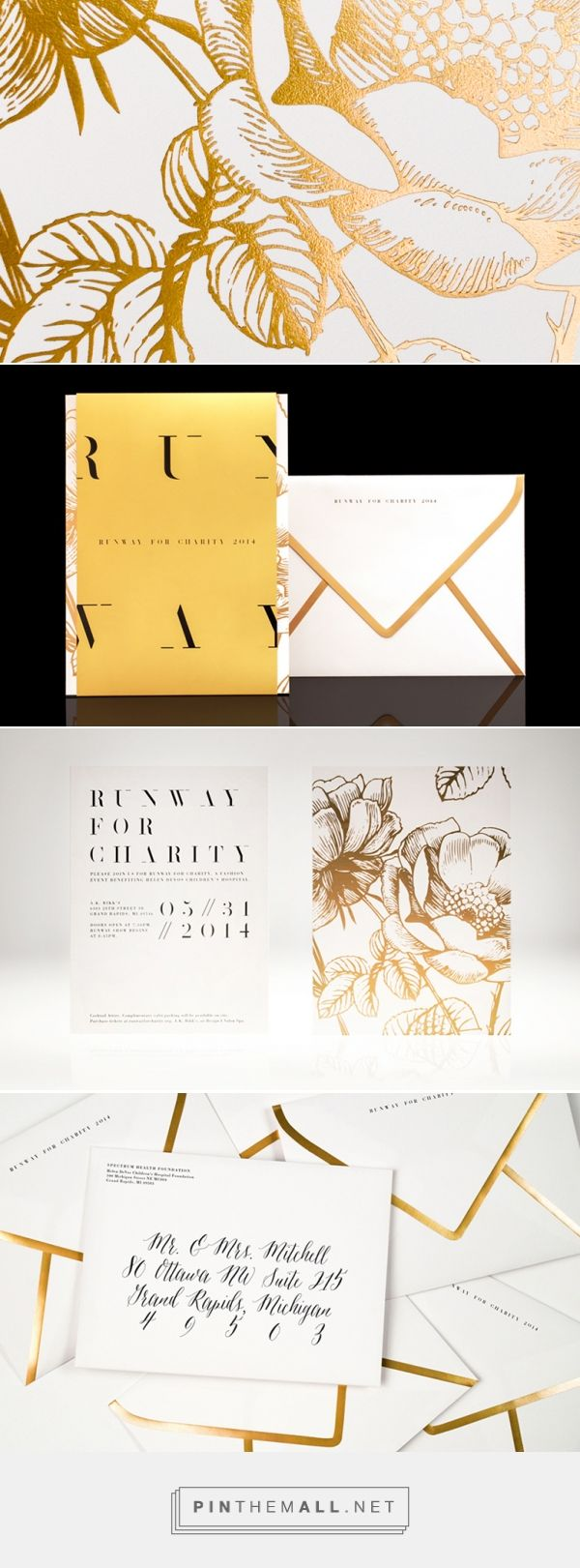FPO: Runway for Charity Invitation