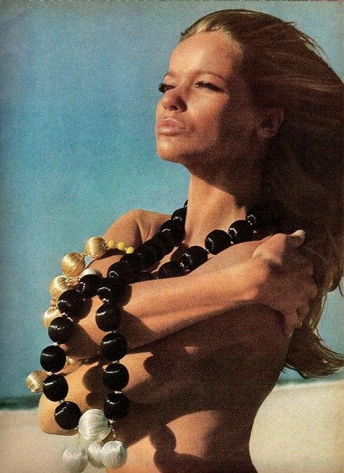 Veruschka: Models Veruschka, Fashion Icons, 1960S Bombshellveruschka, 1960S70S Supermodels, 1960 S Bombshells Veruschka, Style Icons, Fashion Photography, Polka Dots Bikinis, Kaylin Fitzpatrick
