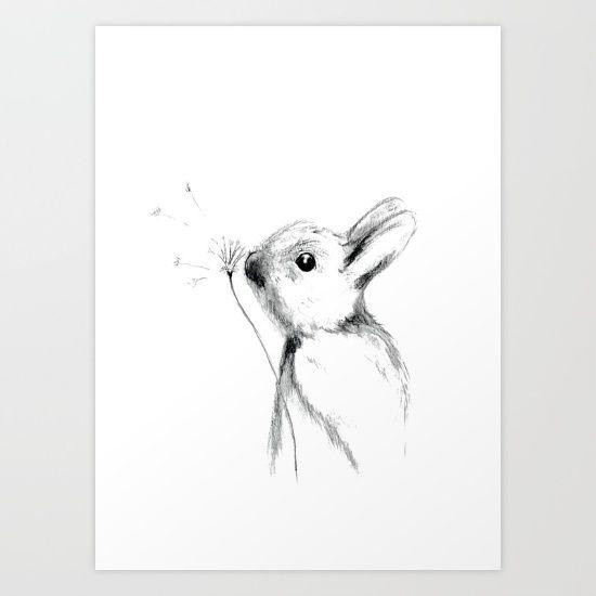 Make a Wish Art Print by Art By Chrissy Taylor - $22.00