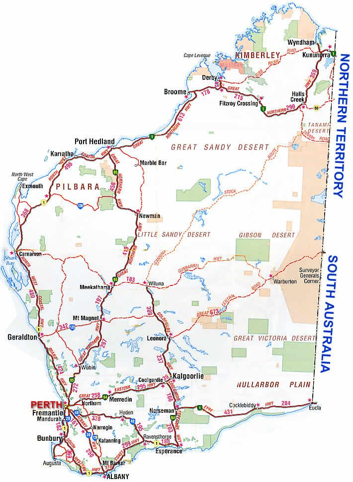 Best Australian Road Trips Images On Pinterest Road Maps - Australian road maps free