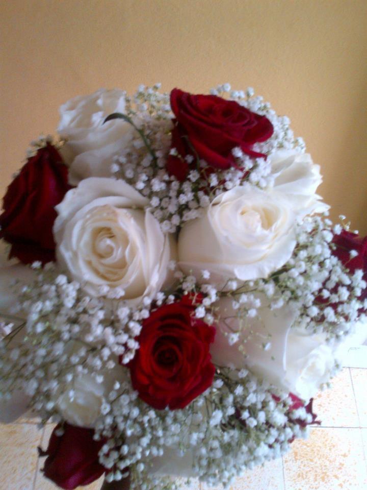 ramo de novia areglo flores naturales rosas nacionales e importadas decoracion en rosas