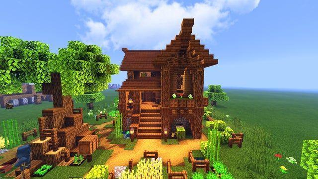 Simple House Minecraft Easy Minecraft Houses Easy Minecraft Houses Minecraft Houses Minecraft Buildings Cute Minecraft Houses Easy Minecraft Houses Minecraft