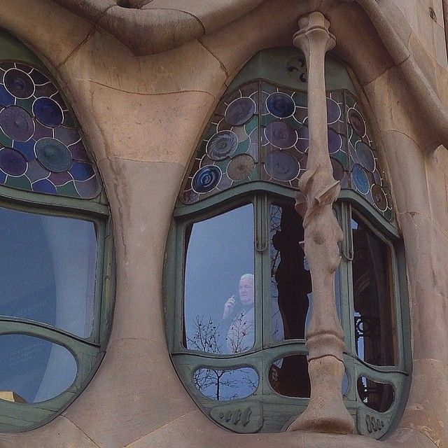 [Pronto si tu? Nun attaccà, famm parlà] Casa Batlló, #Barcelona