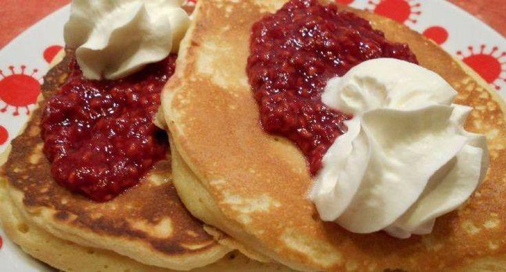 Amerikai palacsinta | APRÓSÉF.HU - receptek képekkel