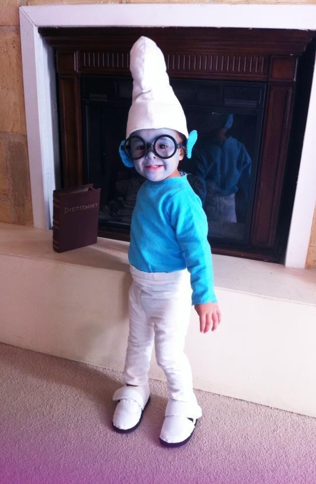 85 best hazza dress up images on pinterest carnivals halloween homemade smurf halloween costume solutioingenieria Images