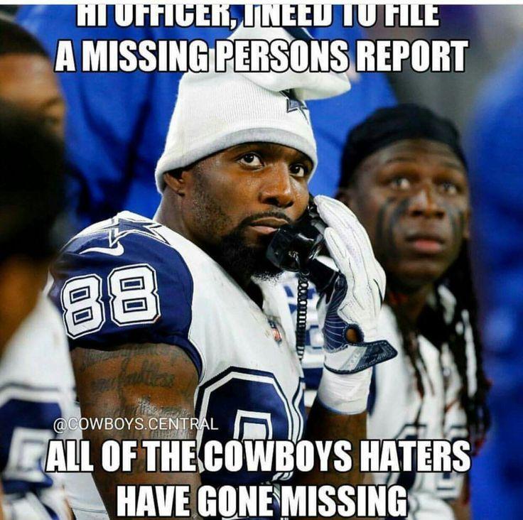 Dallas Cowboys Humor! 😂😂😂