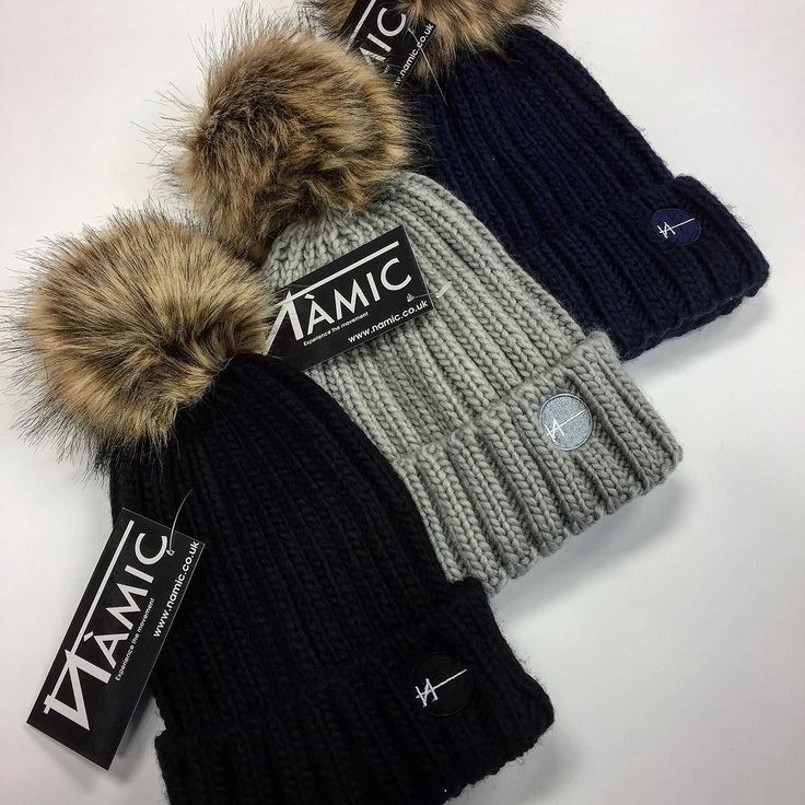 Namic Fur Beanies - perfect winter essentials  online now; link in bio #namic #clothing