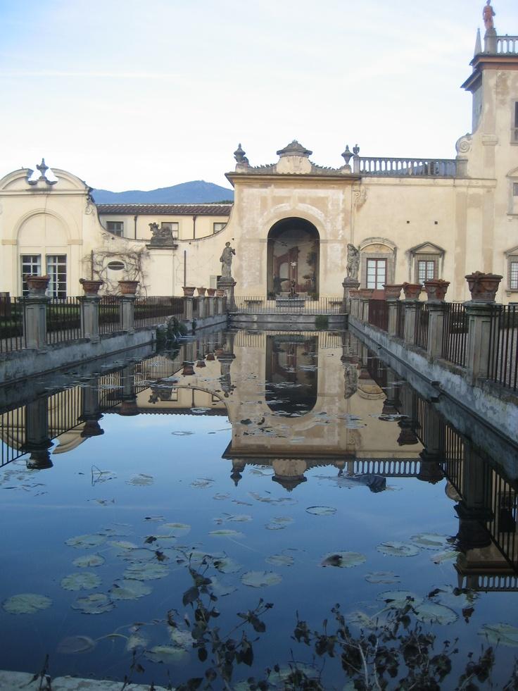 Villa Corsi Salviati in Sesto Fiorentino, Italy