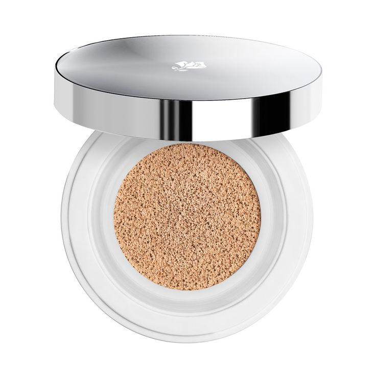 Lancome - MIRACLE CUSHION Fresh Glow · Lasting Hydration · Weightless Buildable Coverage - A cushion releases the perfect amount of makeup for effortless application, creating a dewy, fresh glow in just seconds. This lightweight and refreshing formula contains hydrating and brightening benefits. Available in 11 skin-perfecting shades.