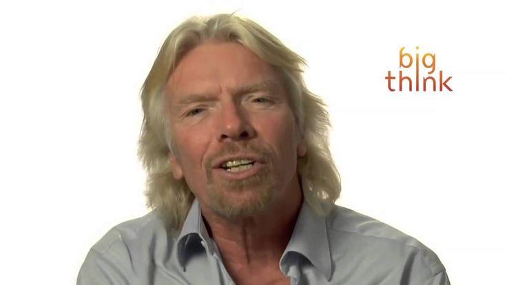 Big Thinking by Richard Branson: Scott Assemakis