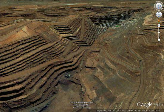 Mining Atlas on Google Earth Blog