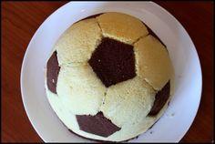 Recette Gâteau Ballon de foot DIY Football Anniversaire foot