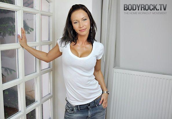 tv zuzana workout women fitness inspiration