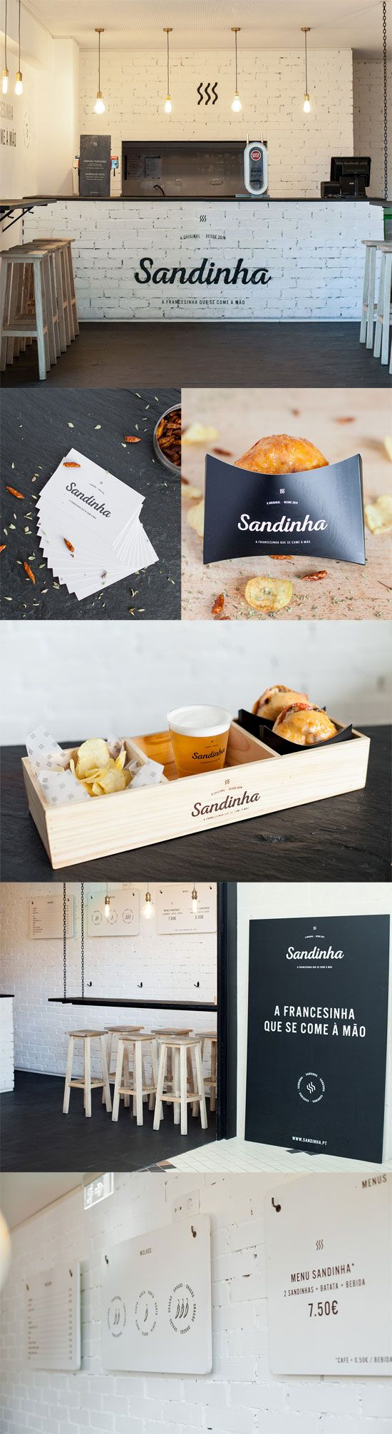 55 Brand Identity Design Examples for Restaurant | iBrandStudio
