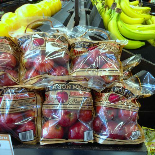 red prince apples - La Cuisine d'Helene