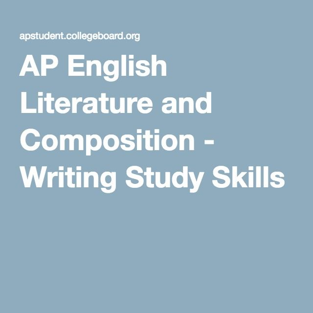 ap english literature composition essay questions The ap® english literature and composition exam tests topics and skills  discussed  ap english free response questions require students to write essays  that.