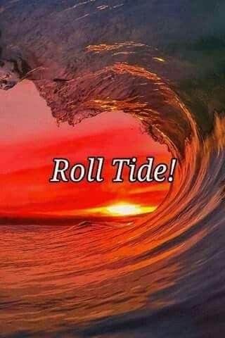 Beautiful!!! Roll Tide!!!