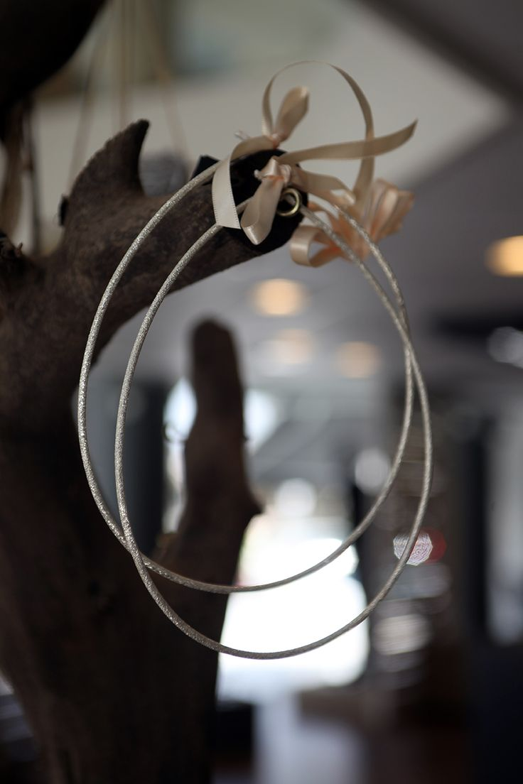 Στέφανα γάμου ασημένια διαμαντοβολή Atelier Zolotas #ThisIsHandmade