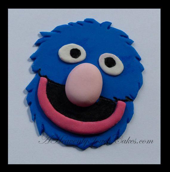 Grover Cake Pan