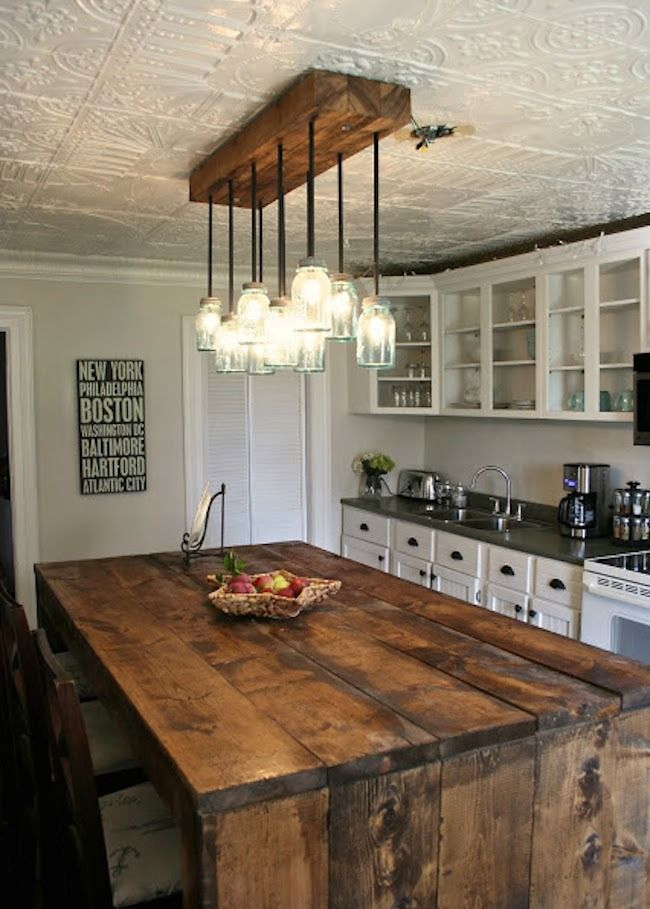 Best 25  Rustic pendant lighting ideas on Pinterest | Kitchen ...