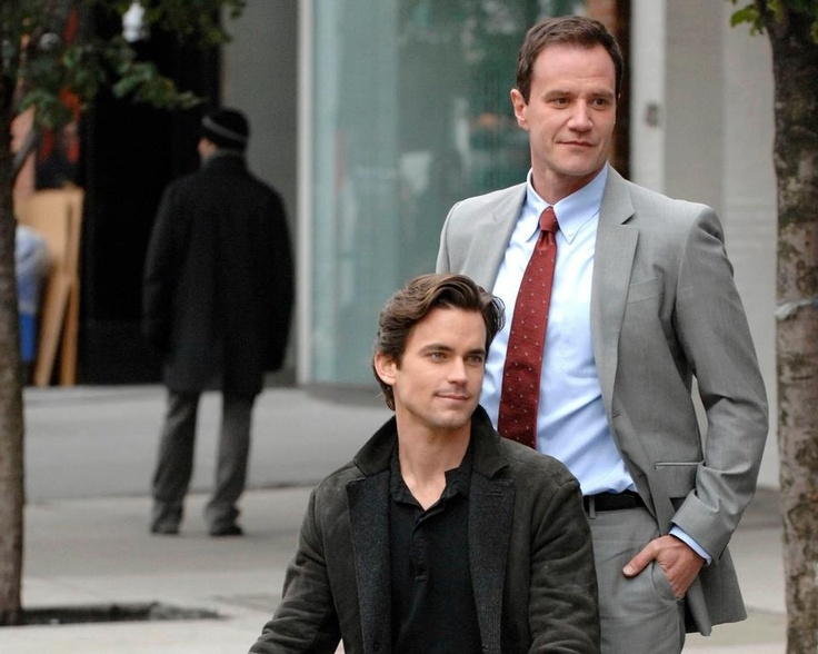 1000 images about white collar peter amp neal fan
