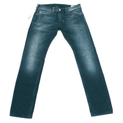 Diesel Thanaz 0R8TS Slim-Skinny Jeans