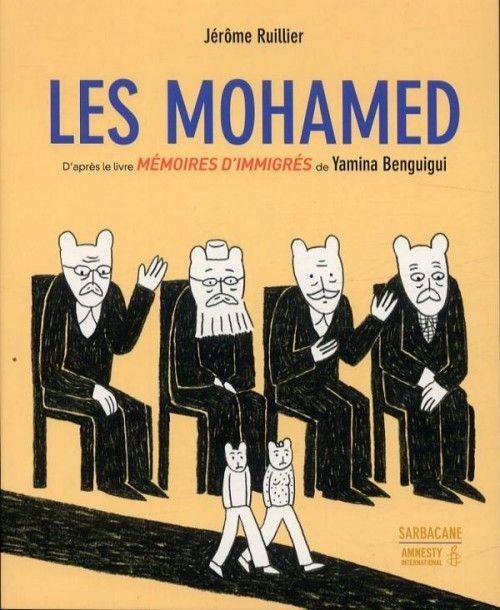 Couverture de Les mohamed - Les Mohamed