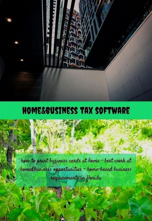 Home Business Tax Software 31 20180711125606 25 Free Business Plan