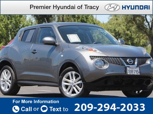 2013 *Nissan*  *Juke* *SV*  34k miles Call for Price 34733 miles 209-294-2033 Transmission: Automatic  #Nissan #Juke #used #cars #PremierHyundaiofTracy #Tracy #CA #tapcars