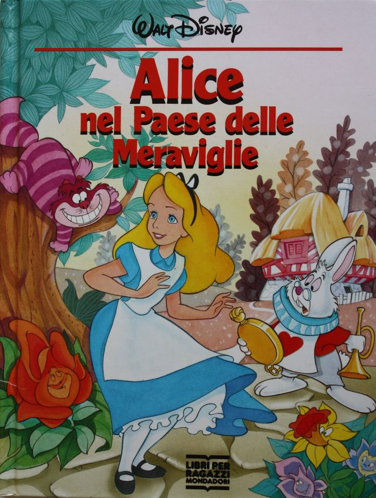 62 best alice in wonderland books images on pinterest alice book and books - Alice nello specchio ...