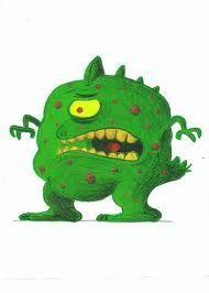 Projet : décrire un monstre part 1 : travailler les synonymes