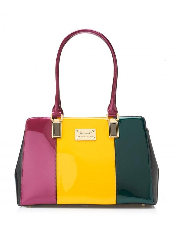 https://www.sapphirebutterfly.com.au/accessories/handbags/serenade-stripe-patent-leather-handbag