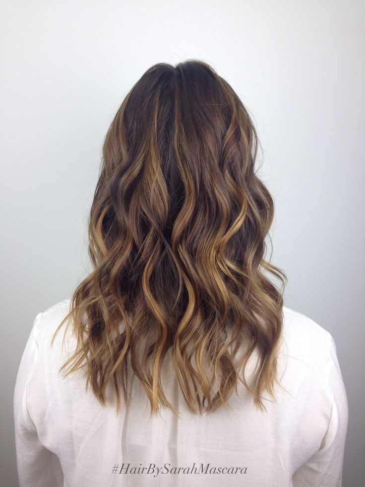 sunkissed natural highlights