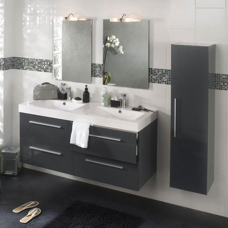 meuble salle de bain leroy merlin