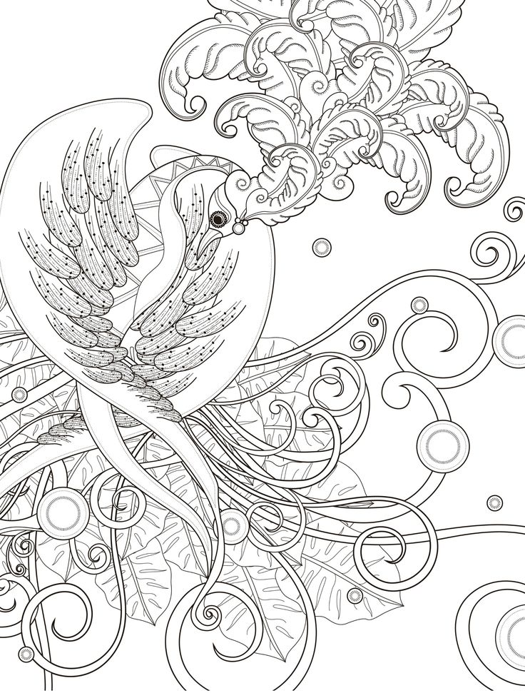 Difficult Coloring Pages For Adults Christmas : 406 best adult coloring pages 2! images on pinterest