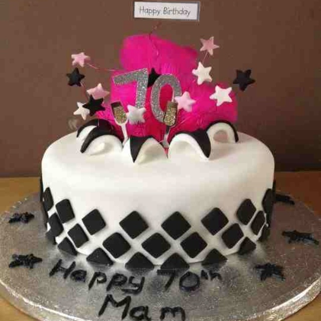 Cake Designs For Birthday Mom : 1000+ images about Party ideas on Pinterest