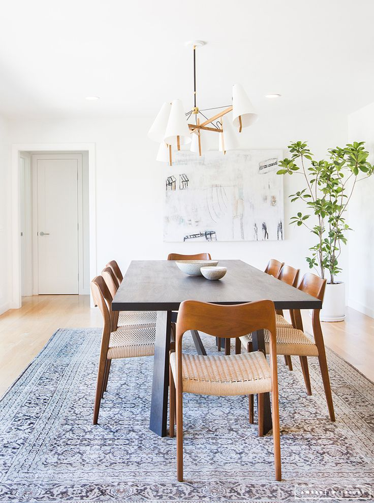 A Minimalist Mid Century Home Tour. Best 25  Mid century dining chairs ideas on Pinterest   Mid