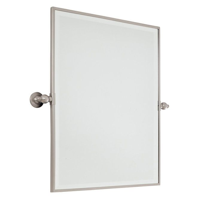 Check out Rectangular Tilt Bathroom Mirror from Shades of Light