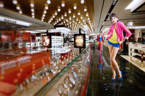 #SGTravelBuddy Hari 3 Yuhuu sebelum balik ke Jakarta, sambil nunggu pesawat, saatnya shopping time di Bandara Changi, eits, jangan kuatir dengan bea karena beanya free. Gerai Bebas Bea di Bandar Udara Changi Singapura