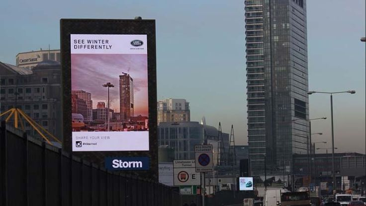 Five of the most inspiring digital signage campaigns, and why they work so well