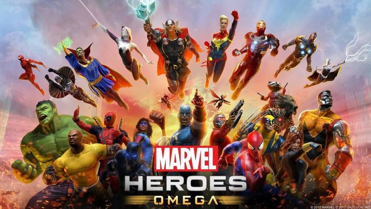 First look at the new FREE Marvel Heroes Omega gameplay trailer! #Playstation4 #PS4 #Sony #videogames #playstation #gamer #games #gaming