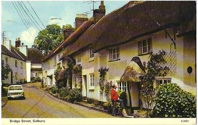 Bridge Street, Sidbury, Devon. Some of my ancestors were from Sidbury - if you're researching the surnames Willsman, Wellsman or Welsman, do get in touch! esjones <at> btopenworld.com