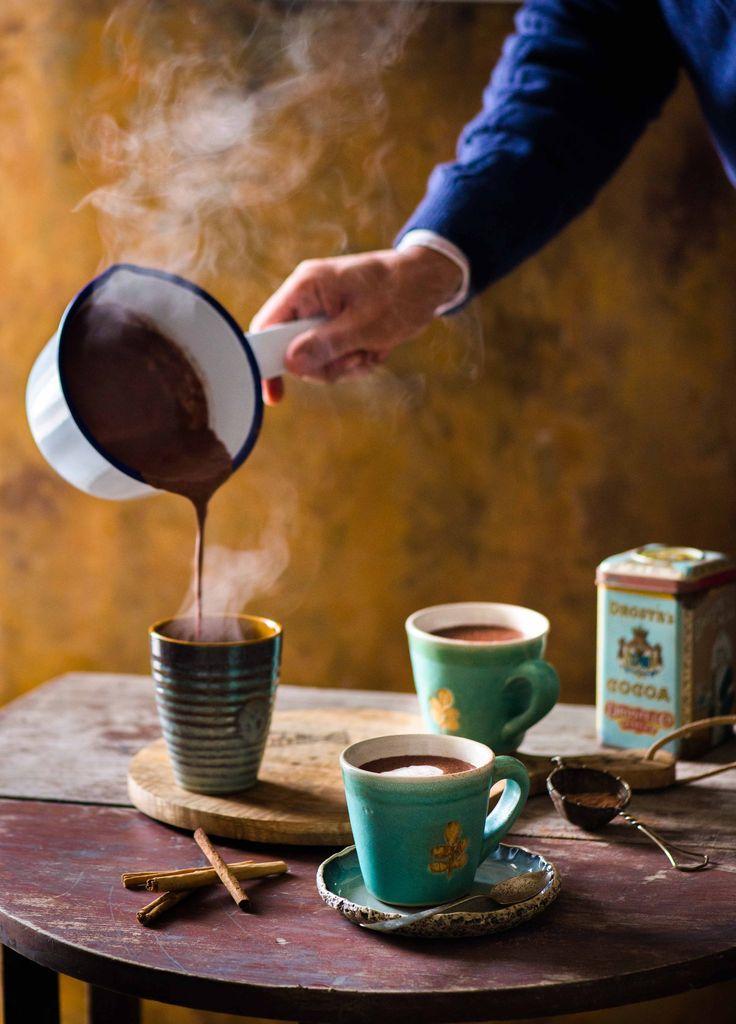 Cacao Nib & Coconut Milk Hot Chocolate
